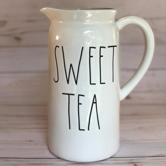 RAE DUNN very popular Sweet Tea jug!